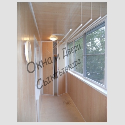 Фото окон от компании Окна и двери Сыктывкара